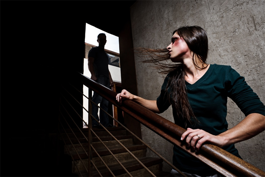 Spouses domestic violence